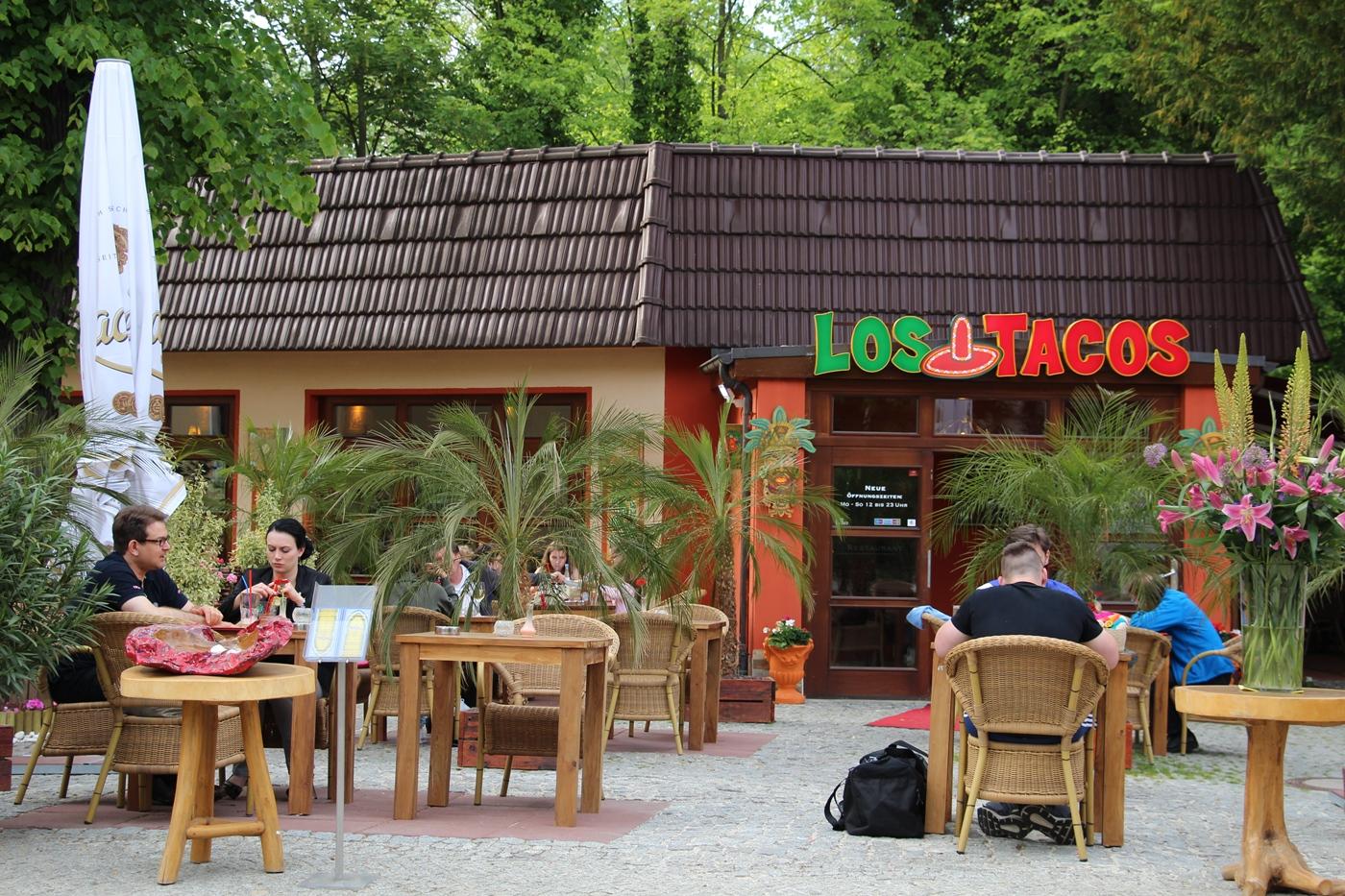Lascotas Restaurant_Königs Wusterhausen_Garden area1